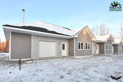 North Pole, Fairbanks, Ester, Salcha Rental For Rent: 2428 Homestead Drive