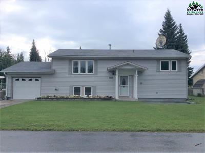 Fairbanks Single Family Home For Sale: 1107 Kodiak Street