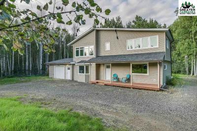 Fairbanks AK Single Family Home For Sale: $344,000