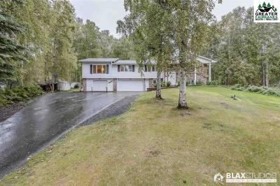 Fairbanks Single Family Home For Sale: 458 Terrace Drive