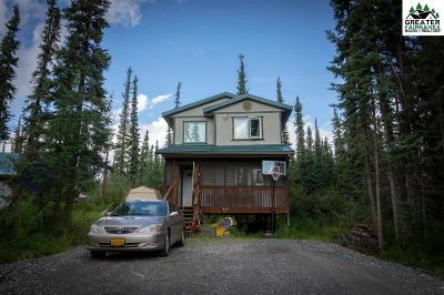 Fairbanks Single Family Home For Sale: 2410 Maria Street