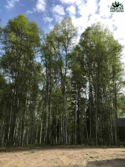 Fairbanks AK Residential Lots & Land For Sale: $15,000