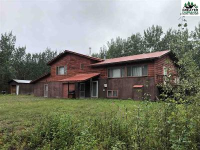 Denali Borough Single Family Home For Sale: Nhn Arctic Avenue
