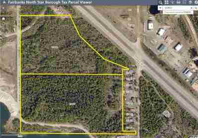 North Pole Residential Lots & Land For Sale: Nhn Rozak Road