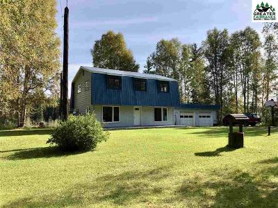 North Pole Single Family Home For Sale: 1234 Candle Lite Loop