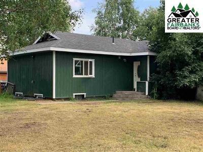 North Pole, Fairbanks, Ester, Salcha Rental For Rent: 317 Baranof Avenue
