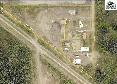 North Pole Residential Lots & Land For Sale: 3065 H & H Road