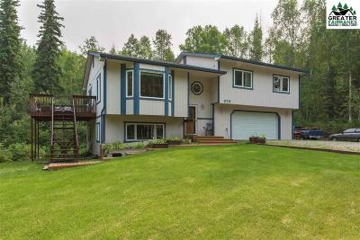 Fairbanks AK Single Family Home For Sale: $368,900