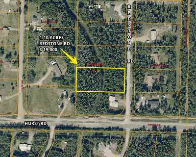Fairbanks Residential Lots & Land For Sale: Nhn Redstone Road
