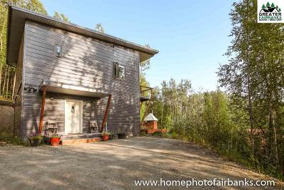Fairbanks AK Single Family Home For Sale: $288,000