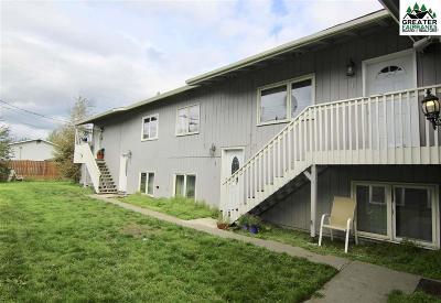 Fairbanks AK Multi Family Home For Sale: $329,900