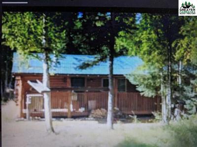 Fairbanks AK Single Family Home For Sale: $105,860