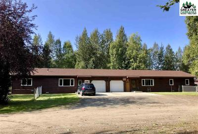 North Pole AK Single Family Home For Sale: $339,900