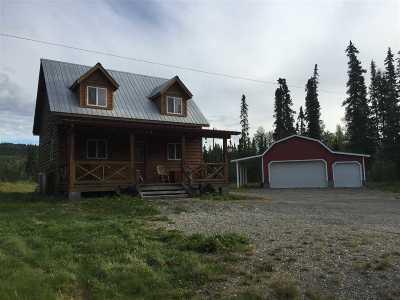 Fairbanks AK Single Family Home For Sale: $245,000