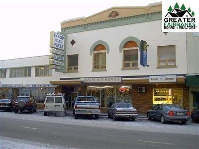 North Pole, Fairbanks, Ester, Salcha Rental For Rent: 535 2nd Avenue