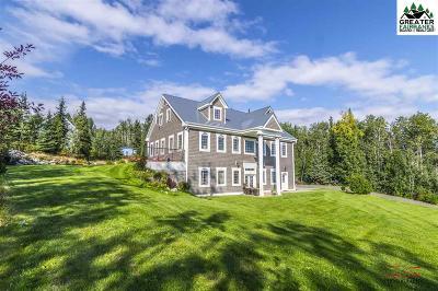Fairabanks AK Single Family Home For Sale: $639,000