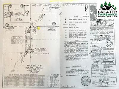 Fairbanks AK Residential Lots & Land For Sale: $25,000