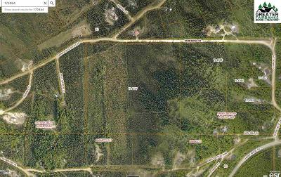 Fairbanks AK Residential Lots & Land For Sale: $129,900