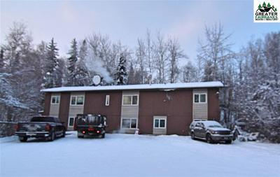 Fairbanks Multi Family Home For Sale: 4786 Glasgow Drive