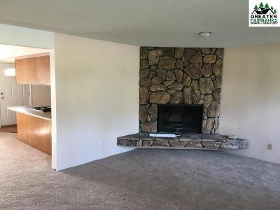Fairbanks Condo/Townhouse For Sale: 130 #1 Vassar Circle