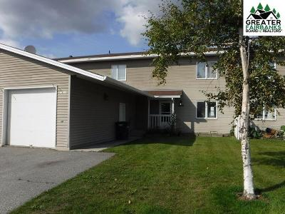 Fairbanks AK Single Family Home For Sale: $150,000
