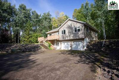 Fairbanks AK Single Family Home For Sale: $379,000