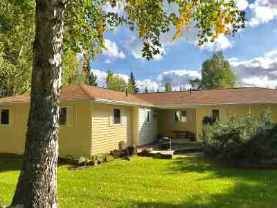 Fairbanks AK Single Family Home For Sale: $450,000