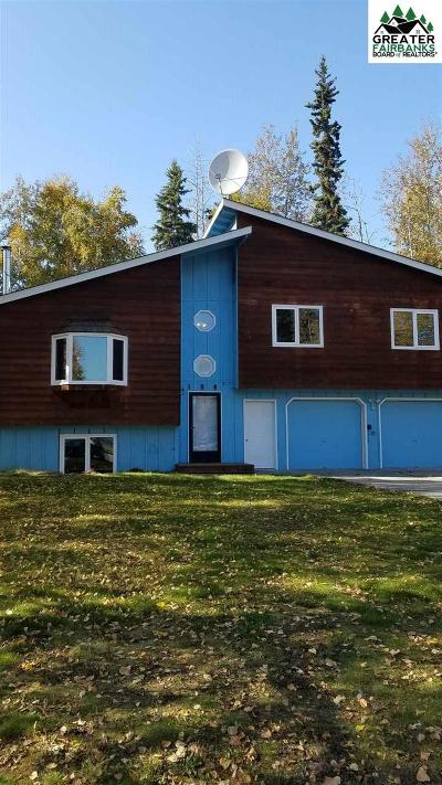 Fairbanks AK Single Family Home For Sale: $280,000