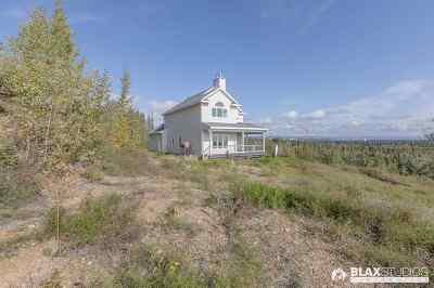 Fairbanks AK Single Family Home For Sale: $449,900