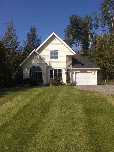 Fairbanks Rental For Rent: 1285 W Chena Hills Drive