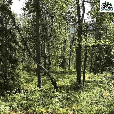 Fairbanks Residential Lots & Land For Sale: 3854 Frenchman Road