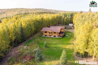 Fairbanks AK Single Family Home For Sale: $395,400