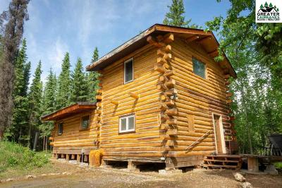 Fairbanks AK Single Family Home For Sale: $165,000