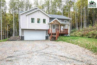 Fairbanks AK Single Family Home For Sale: $315,000
