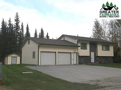 North Pole AK Single Family Home For Sale: $247,900