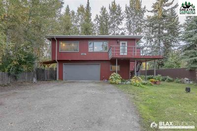 Fairbanks Single Family Home For Sale: 2822 Totem Drive