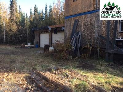 Salcha AK Single Family Home For Sale: $49,900