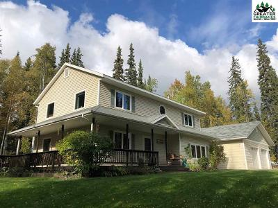 Fairbanks AK Single Family Home For Sale: $439,000
