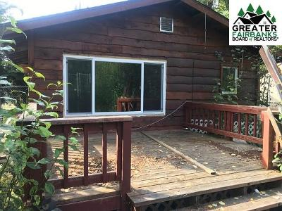 Fairbanks AK Single Family Home For Sale: $49,900