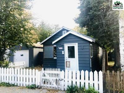 Fairbanks AK Single Family Home For Sale: $49,950