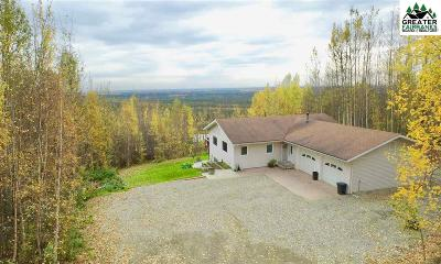 Fairbanks AK Single Family Home For Sale: $399,500