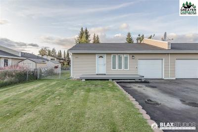 Fairbanks AK Single Family Home For Sale: $179,900
