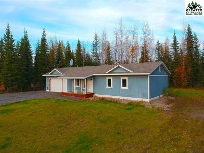 North Pole AK Single Family Home For Sale: $239,700