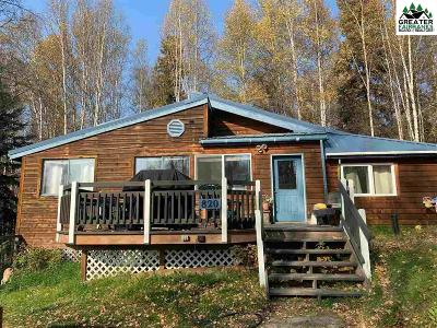 Fairbanks AK Single Family Home For Sale: $209,900
