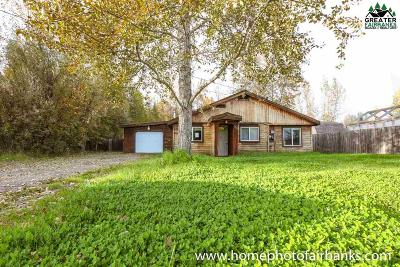 North Pole AK Single Family Home For Sale: $79,900