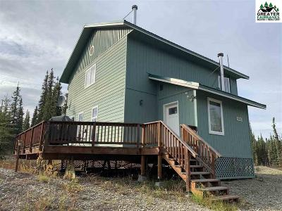 Fairbanks AK Single Family Home For Sale: $264,900
