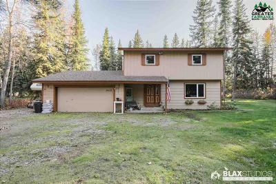 Fairbanks, North Pole Single Family Home For Sale: 3405 Spruce Branch Drive