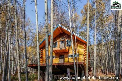 Fairbanks, North Pole Single Family Home For Sale: 457 Summer Avenue