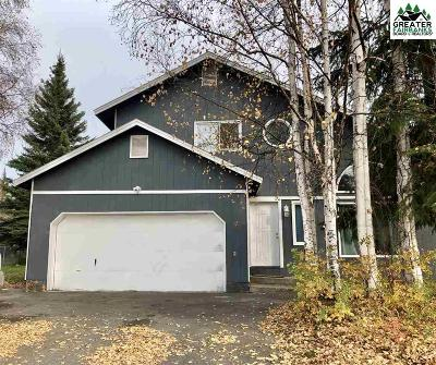 Fairbanks Single Family Home For Sale: 47 Steelhead Road