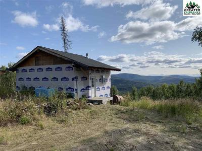 Fairbanks, North Pole Single Family Home For Sale: 1244 Leuthold Drive